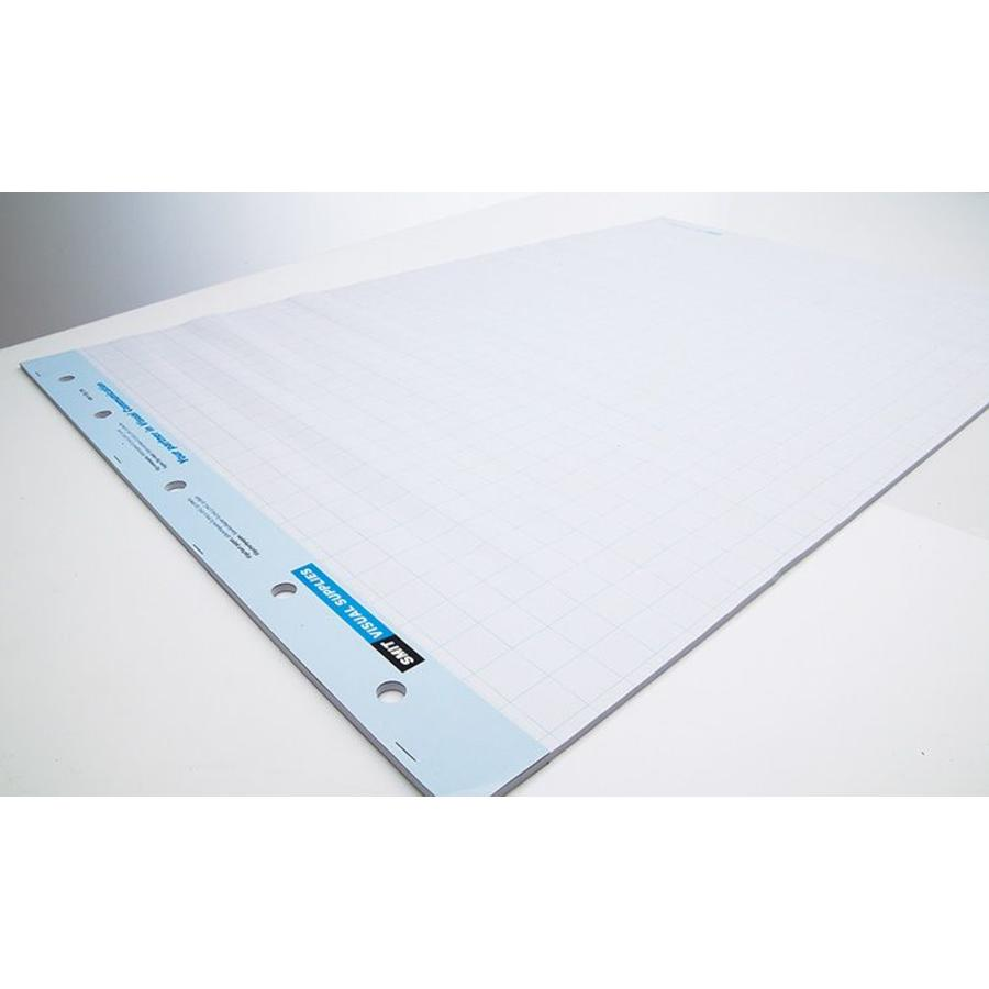 Flipover papier geruit-1