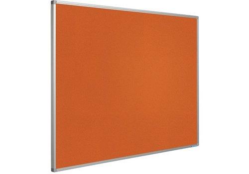 Prikbord Bulletin  basis kleur Oranje-2211