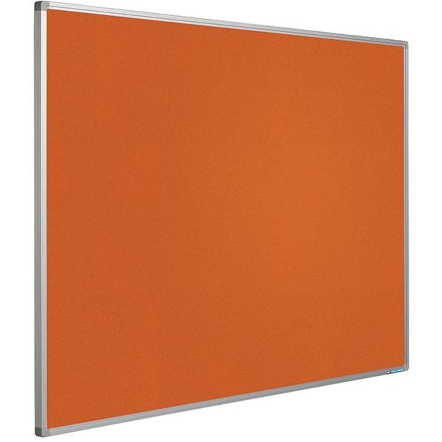 Prikbord Bulletin Oranje Kurklinoleum-1