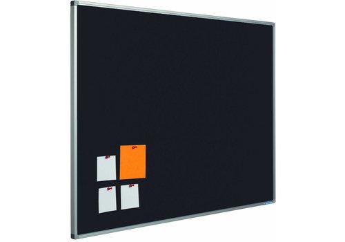 Prikbord Bulletin  Zwart