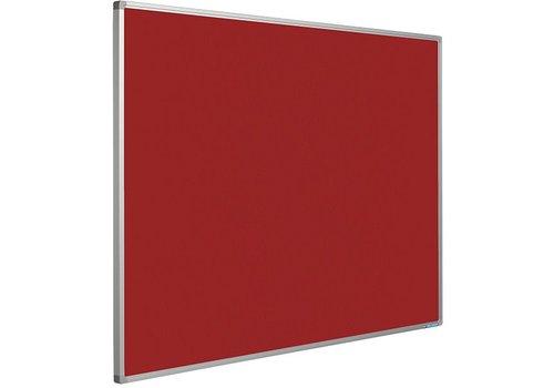 Prikbord Bulletin basiskleur Rood-2210