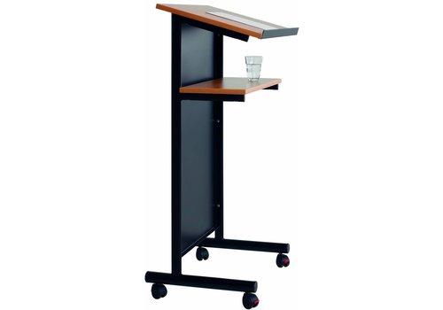 Lezenaar dicht model beuken-zwart