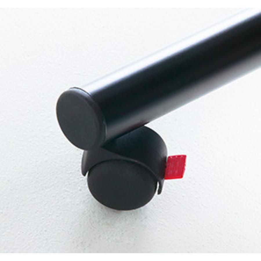 Lezenaar met dichte voorkant beuken-zwart-2