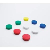 Sterke ronde magneten in diverse kleuren en diameters