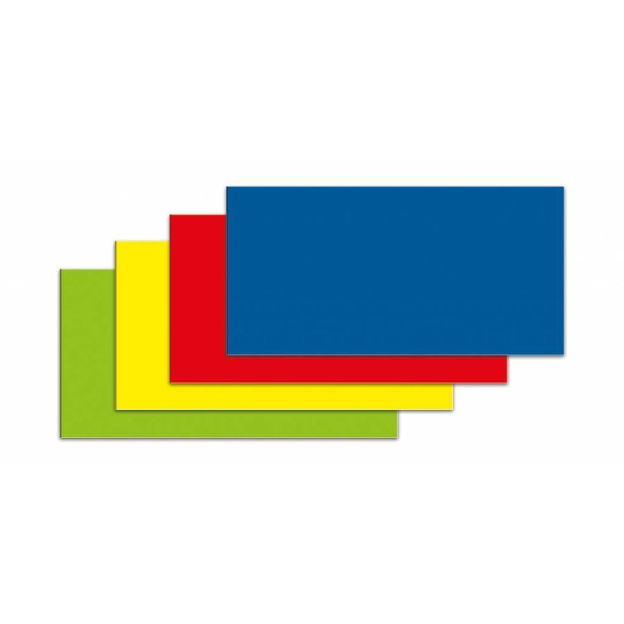 Symbool Rechthoek set van 5 stuks-1
