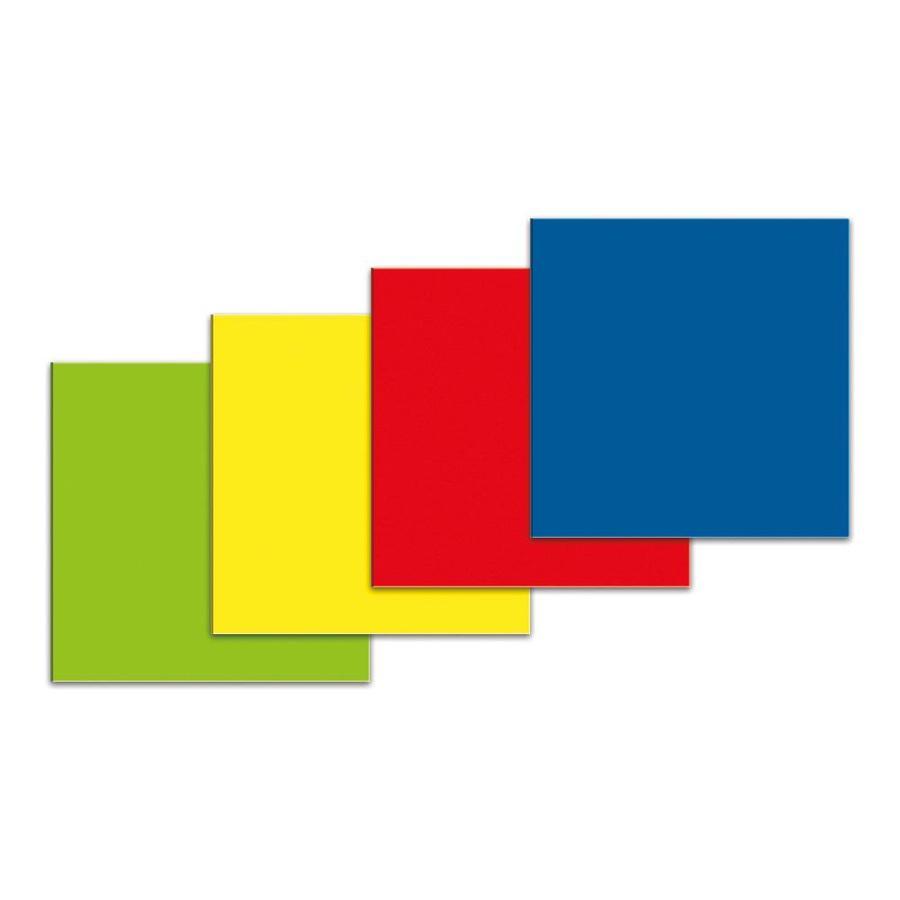 Symbool Vierkant set van 5 stuks-1