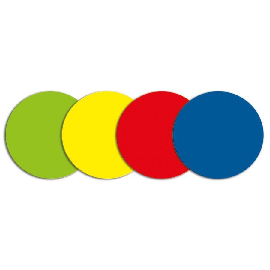 Symbool Cirkel set van 5 stuks-1