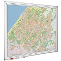 Plattegrond van Den Haag