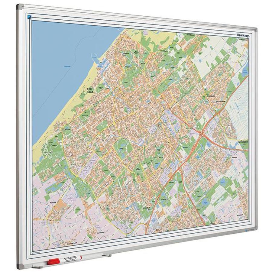 Plattegrond van Den Haag-1