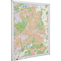 Plattegrond van Eindhoven