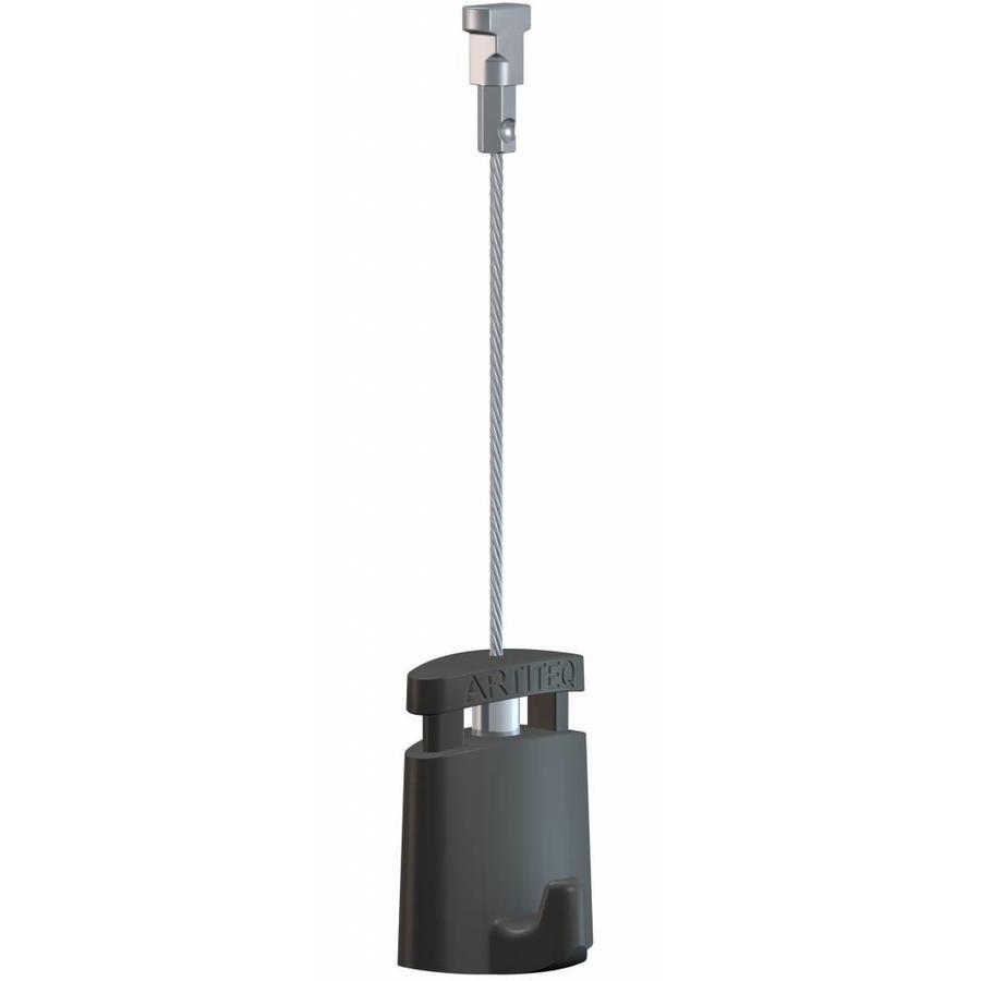 Staaldraad 1 mm. met Twister-1