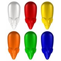 thumb-Picture Mouse  magneten in 6 kleuren-1