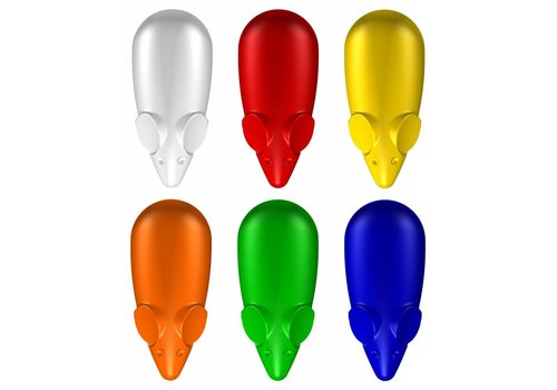 Picture Mouse Magneten Colour