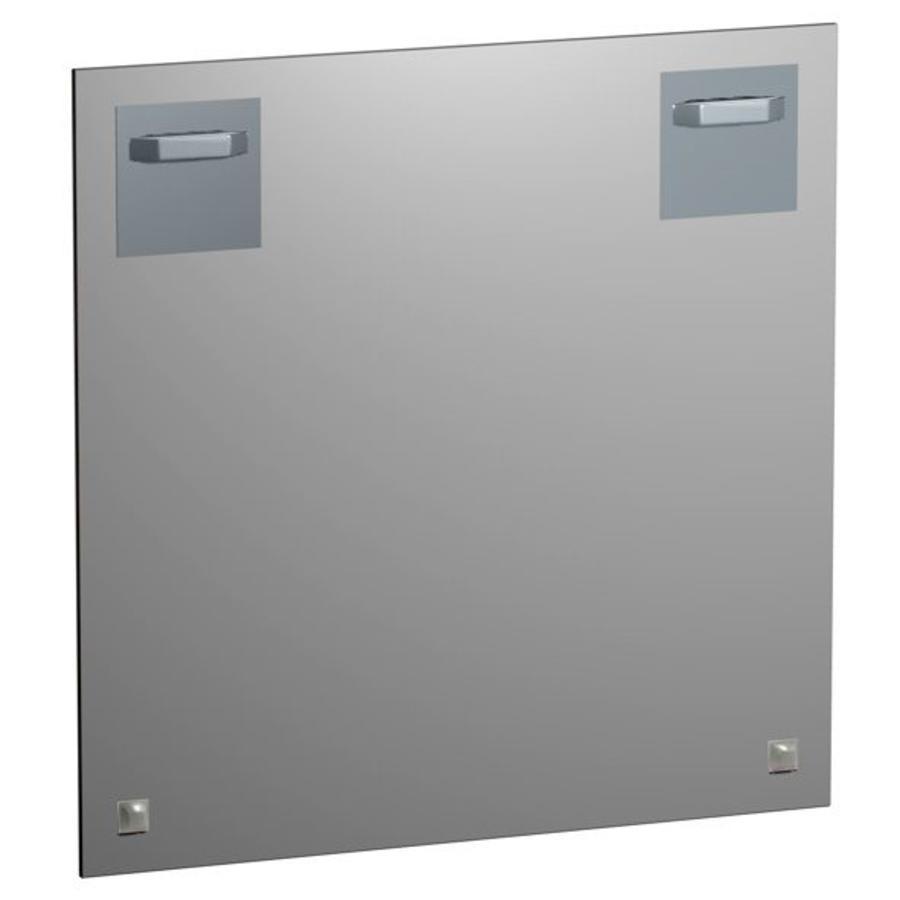 Fotohanger voor Dibond / Plexiglas / Acrylaat aan muur-5