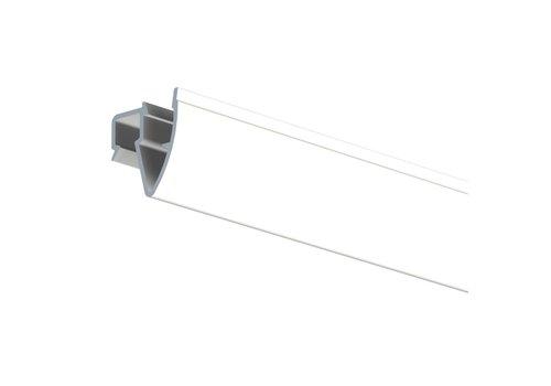 Artiteq Up Rail wit, primer RAL 9016