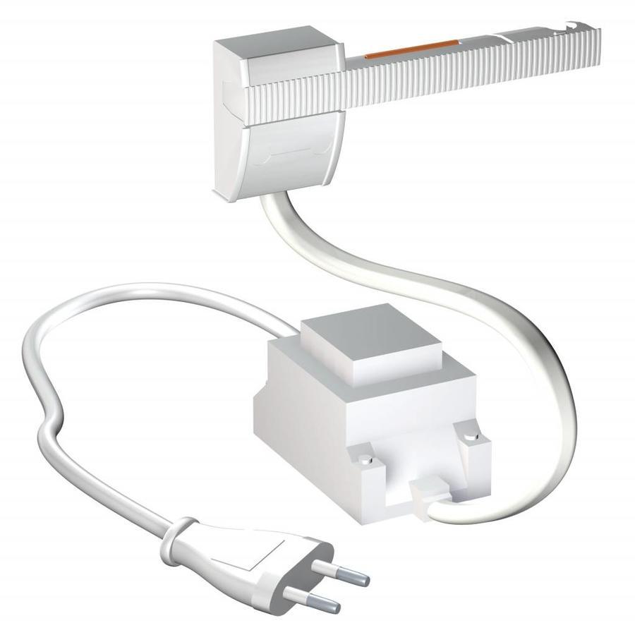 Combi Rail Pro Light aansluitblok met snoer ex. transformator-1
