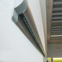 thumb-Knikkerrail alu kleurig, voor bevestiging papier-3