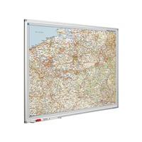 thumb-Wegenkaart Belgie en Luxemburg-1