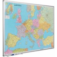 thumb-Wegenkaart van Europa op whiteboard-1