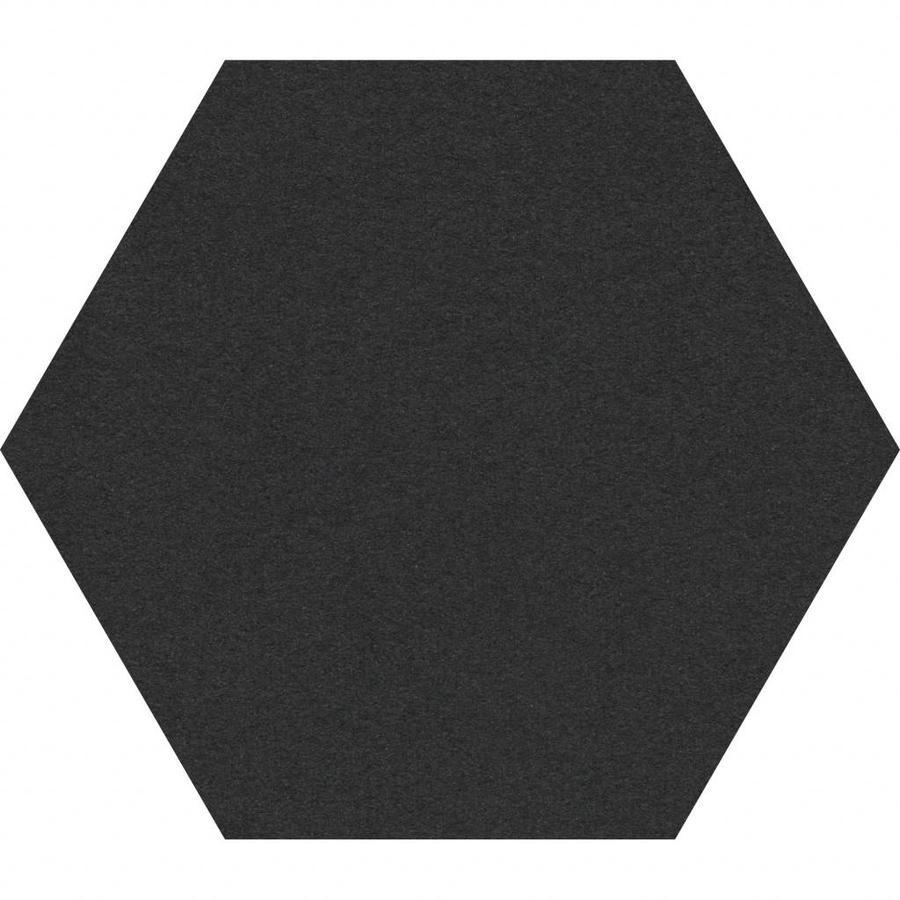 Prikbord Chameleon zeshoekig-4