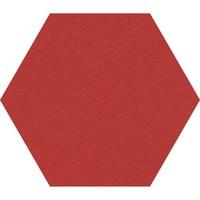 thumb-Prikbord Chameleon zeshoekig-5
