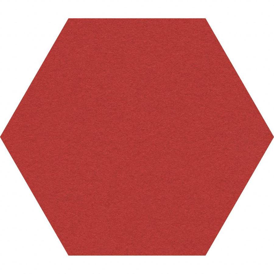 Prikbord Chameleon zeshoekig-5