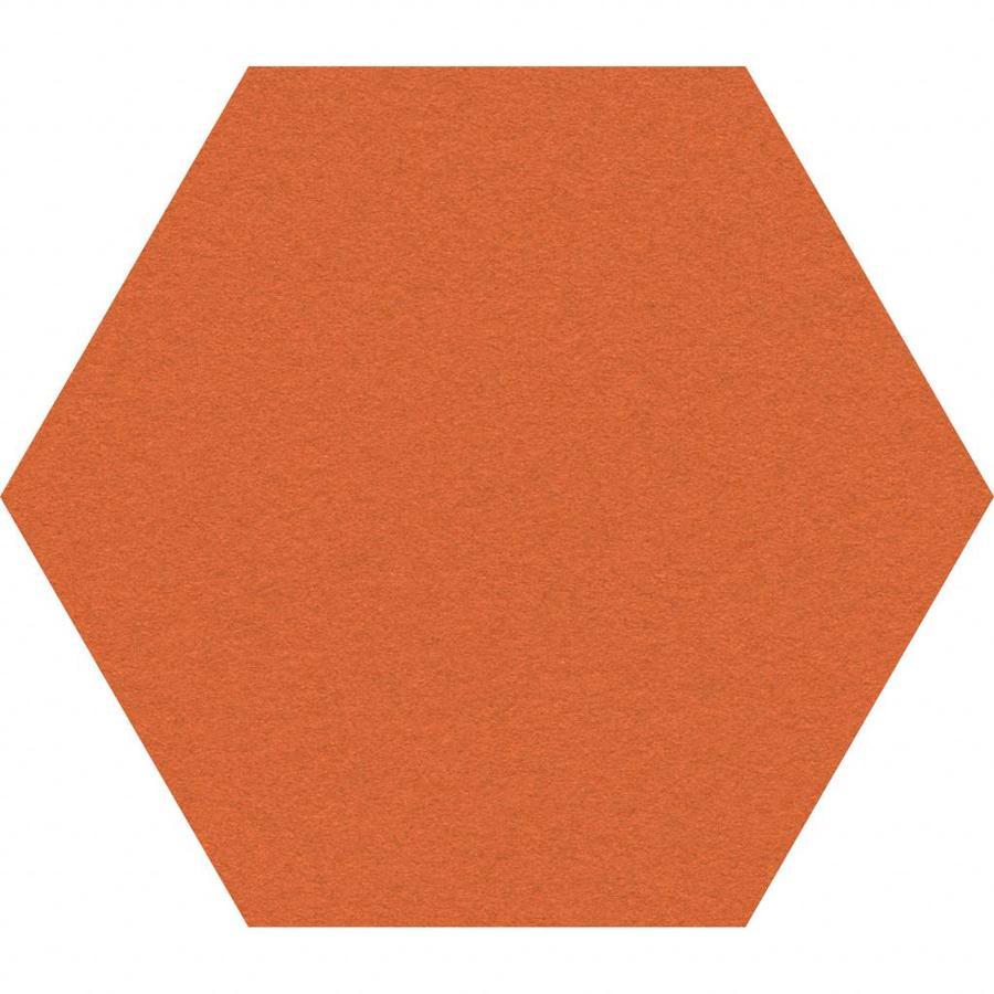 Prikbord Chameleon zeshoekig-6