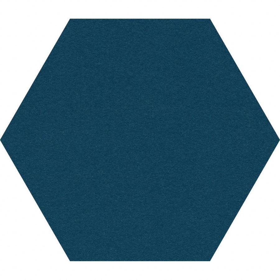 Prikbord Chameleon zeshoekig-1