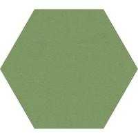 thumb-Chameleon Prikbord Zeshoekig  10 kleuren-10