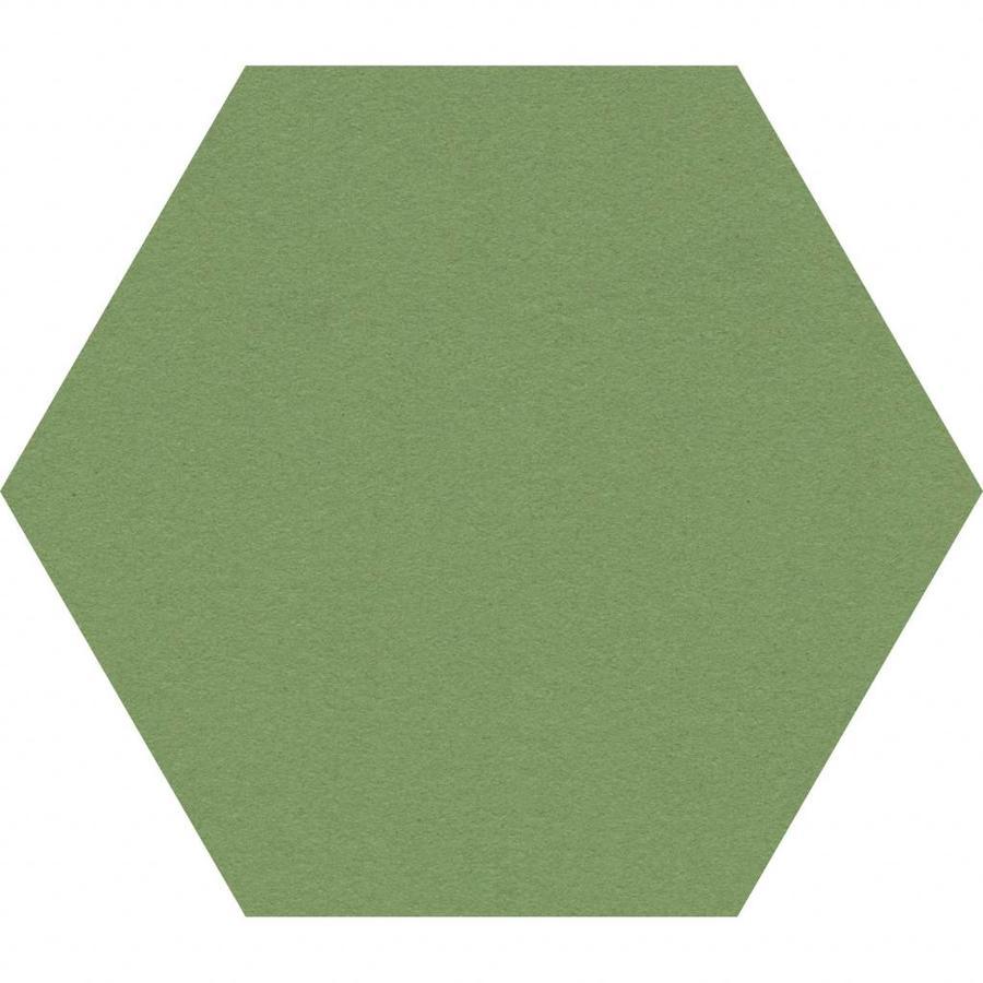 Chameleon Prikbord Zeshoekig  10 kleuren-10