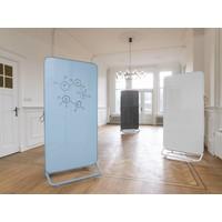 thumb-Chameleon Mobile whiteboard en prikbord-7
