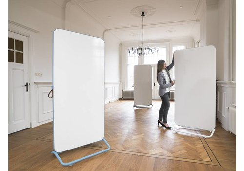 Chameleon Mobile dubbel whiteboard