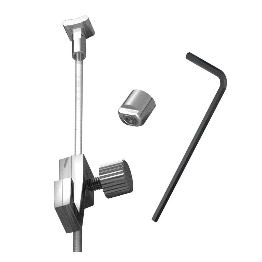Schuine wand Rail stopper-1