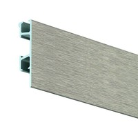 thumb-Artiteq Click Rail Pro geborsteld alu draagvermogen 50 kg-1