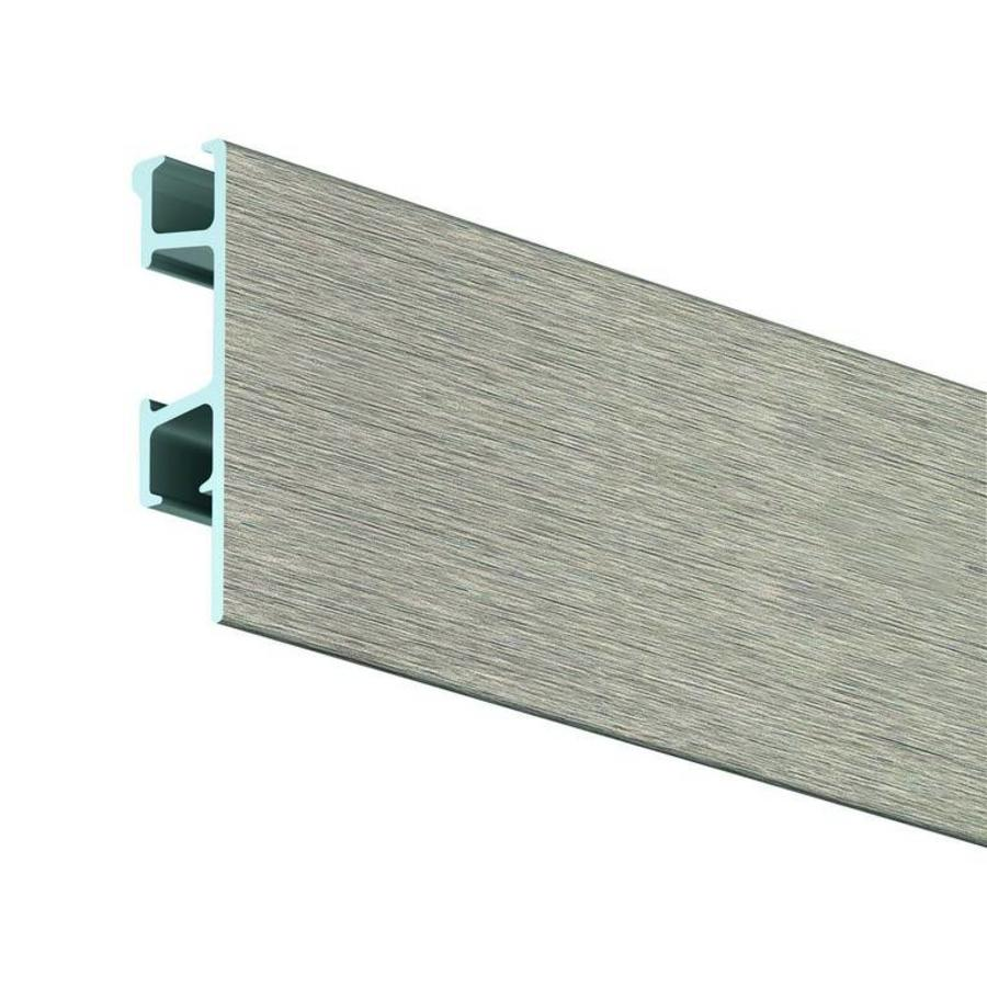 Artiteq Click Rail Pro geborsteld alu draagvermogen 50 kg-1
