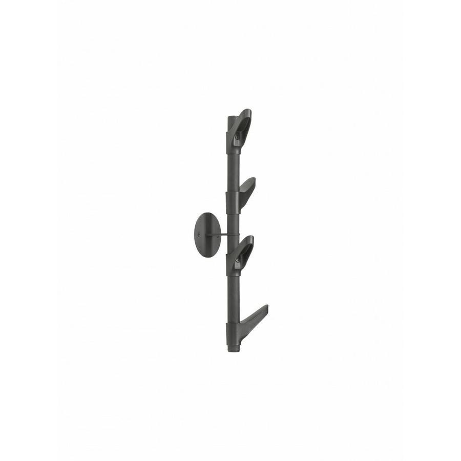 Slide W 2 wandkapstok met 5 haken-5