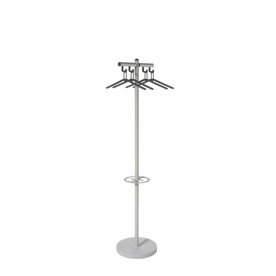 van Esch Tertio Sigitta+ Kapstok met 4 kledinghangers en parapluring-4