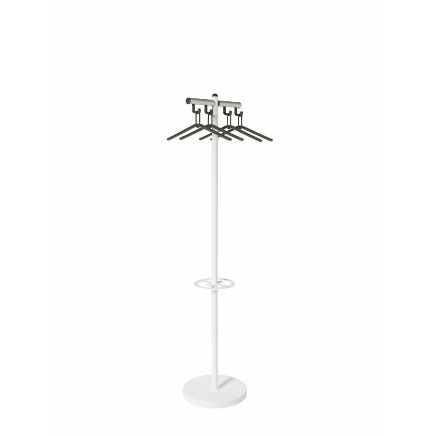 van Esch Tertio Sigitta+ Kapstok met 4 kledinghangers en parapluring-5