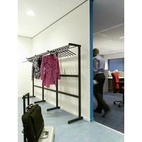 thumb-van Esch Tertio EVK garderoberek inclusief 5 - 30 kledinghangers-2