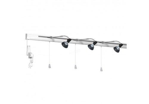 Combi Rail Pro Light, compleet set 6 meter