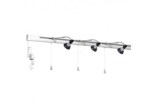 Combi Rail Pro Light, compleet set 6 meter