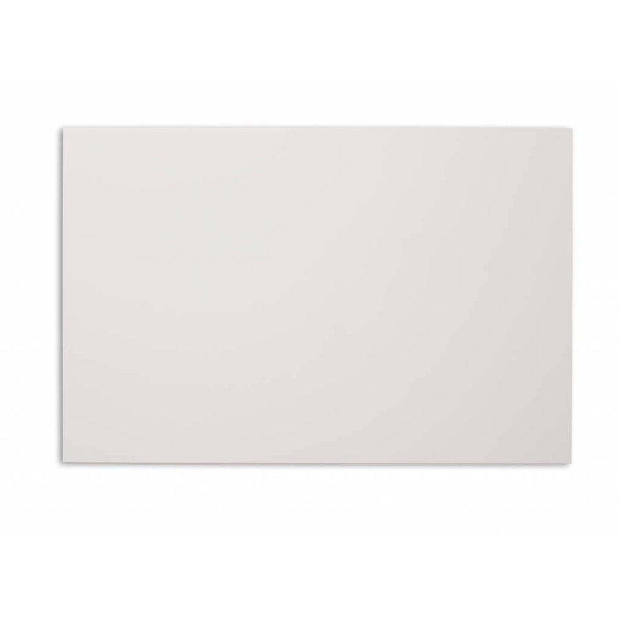 Chameleon Whiteboard  met afgeronde hoeken met witte  of  zwarte  zijkant-4