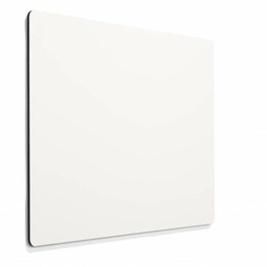 Chameleon Whiteboard  met afgeronde hoeken met witte  of  zwarte  zijkant-2