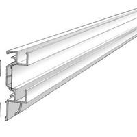 thumb-Dubbele rail voor projectie-, prik- en schrijfborden-2