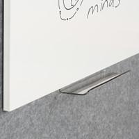 thumb-Aflegbakje voor stiften en wissers voor whiteboard en stalen wand-1
