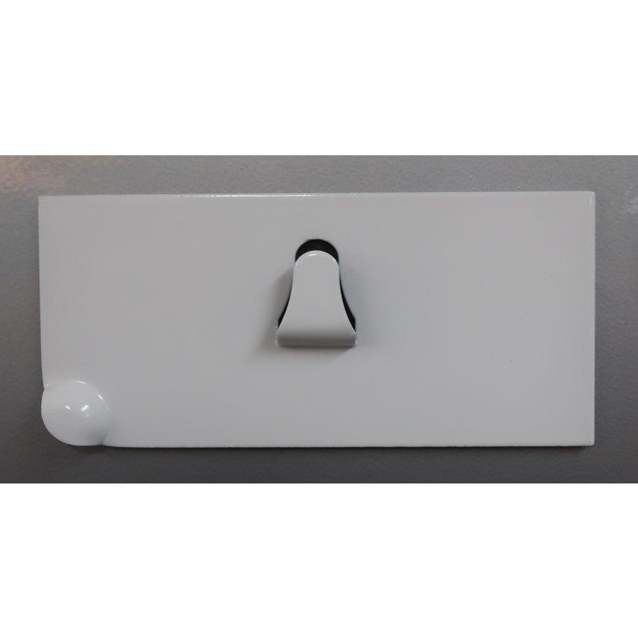 Magnetische schilderijhaak, maximale schuifkracht 6,8 kg.-1