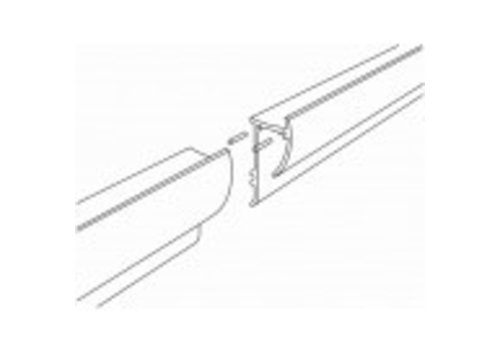 Knikkerrail connector set