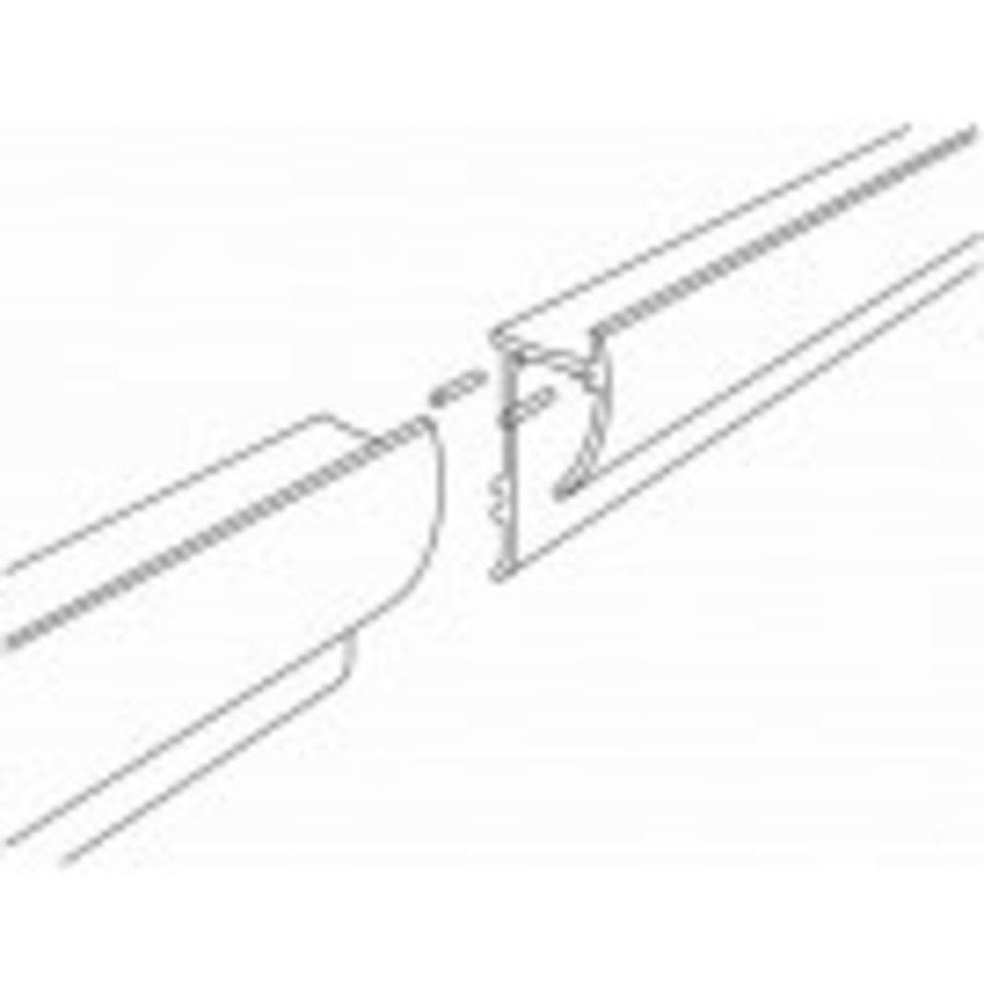 Knikkerrail connector set om 2 knikkerrails onzichtbaar te koppelen-1