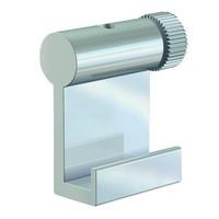 thumb-Ophanghaak alu voor aluminium lijsten max. 10 kg. voor aluminium lijsten-1