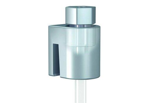 Cilinderhaak aluminium